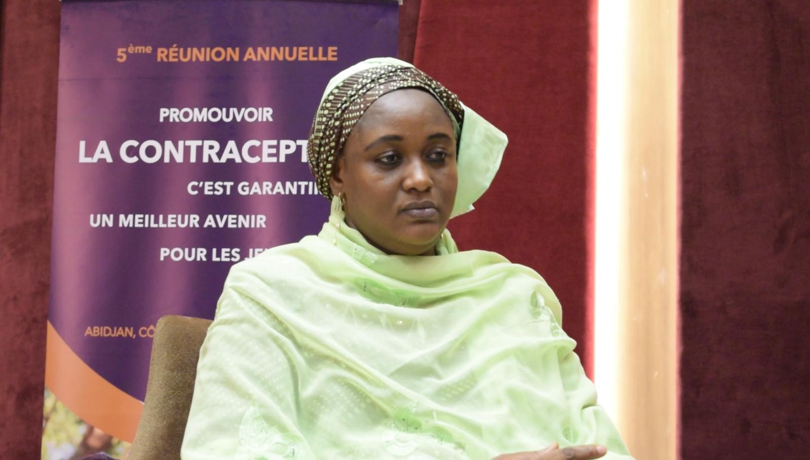 Adama Kemou Directrice de la Santé de la Mère et de l'Enfant/Point Focal PO - Niger