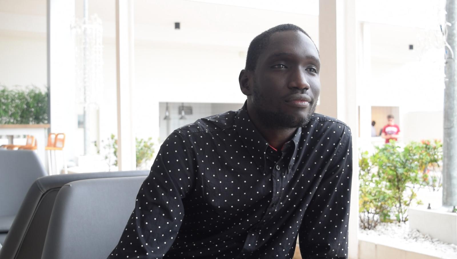 Ibrahim Fall Président JA/Coalition OSC/PF - Sénégal