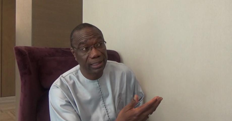 Mamoutou Diabate Président Coalition OSC/PF Mali & Régional